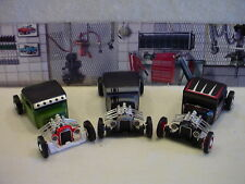 1929 Ford Coupe OLD SCHOOL RAT ROD color of your choice 1:24th scale