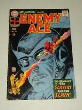 Star Spangled War Stories #138 DC Comics Enemy Ace begins 1960's VG