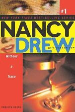 Nancy Drew (All New) Girl Detective: Without a Trace 1 by Carolyn Keene (2004, …