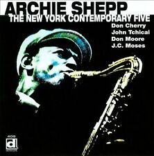 The New York Contemporary Five by Archie Shepp (CD, Jun-2010, Delmark (Label))
