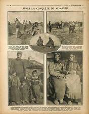 Battle of Monastir/Bitola Pelagonia Macedonia Macédoine War Bulgaria 1916 WWI