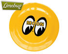 Mooneyes Frisbee Yellow Moon Outdoor Toy VW Hotrod Camper Beetle Buggy T1 T2 T3