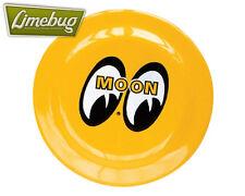 Mooneyes frisbee Lune Jaune Jouet Extérieur VW Hotrod Camper Beetle Buggy T1 T2 T3