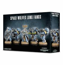 Warhammer 40k Space Wolves Long Fangs NIB