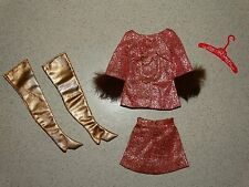 Barbie:  VINTAGE Complete SEARS GOLDEN GROOVE GIFTSET Outfit!