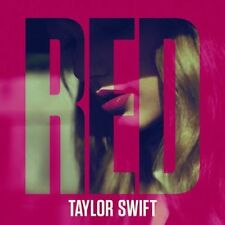TAYLOR SWIFT RED DELUXE EDITION BRAND NEW SEALED 2 CD SET 2012