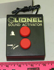 Lionel Parts  Lionel sound Activation Button