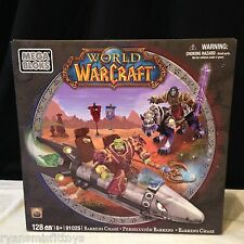 Mega Bloks # 91025 - World of Warcraft - Barrens Lands Chase NEW IN SEALED BOX!