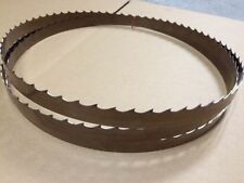 "Wood Mizer Bandsaw Blade 12' 144"" x 1-1/4"" x 042 x 7/8 10° Band Saw Mill Blades"