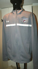 Mens Under Armour All Season Track Jacket Size MD M Protect This House Full Zip