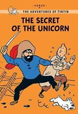 Tintin Young Readers: Secret of the Unicorn by Hergé c2011 NEW Paperback