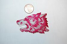 New Mexico Lobos 2 1/2 Logo Patch College