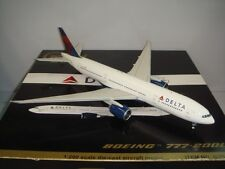 """Gemini Jets 200 Delta Air Lines B777-200LR """"2007s color - FIRST RELEASE"""" 1:200"""
