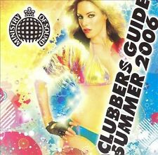 Various Artists-VARIOUS/CLUBBERS GUIDE TO SUMMER 2006 CD Box set Very Good