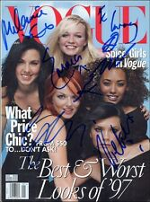 Sexy Spice Girls Signed Photo Autograph 8x10 - 2 Pictures Photographs Prints