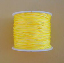 Nylon Cord Chinese Knotting Cord Macrame Shambala 1mm-1Roll.