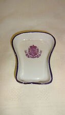 Rare Vintage Collectable Ceramic Ashtray Palace Hotel Bruxelles