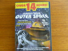 Classics From Outer Space (DVD, 2005, 3-Disc Set)