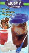 SLUSHY IN SECOND INSTANT FROZEN DRINK SLUSH MAKER CUP