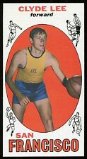 1969 Topps #93 Clyde Lee *Warriors* NM/NM+ (PSA Reject/Evid Trim) *AA-5173*