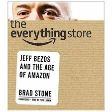 The Everything Store: Jeff Bezos and the Age of Amazon, Stone, Brad