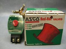 ASCO OFKP8202G17V Solenoid Valve 12V DC