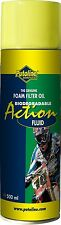 PUTOLINE ACTION FLUID BIODEGRADABLE 600ml AEROSOL, FOAM AIR FILTER OIL