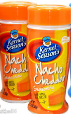 Kernel Season's Popcorn Seasoning Nacho Cheddar Cheese Lovers Pack of 2