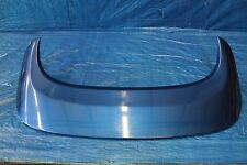 2011 MITSUBISHI LANCER RALLIART WAGON OEM BLUE HATCH SPOILER WING ASSEMBLY 4B11T