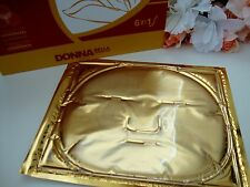 """1 Mask"""" Donna Bella Cosmetics Signiture Edition 6 in 1 24K Gold Facial Mask"""""""