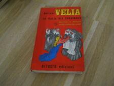 VELIA - LA FIGLIA DEL CARDINALE - VOL. I  - GUZZONI - DITOSTO ED.   (174)