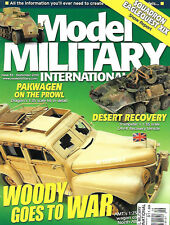 Model Military International 53 LAV-R Recovery Pakwagen M4A3 Ford Station Wagon