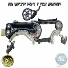 For Nissan Almera Primera X-Trail 2.2 Diesel DI DCI Complete Timing chain kit