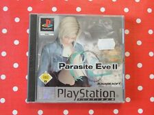 Parasite Eve II Platinum Playstation 1 PS1 PSX in OVP mit Anleitung