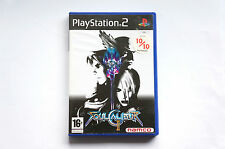 Soul Calibur II (2)   w/ Manual    (Pal)   PS2 game (PS1/PS3/PSX)