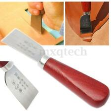 Skiving Knife Leather Specialist Craft Tools Cutting Edge Knife for Cutter Punch