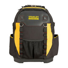 Stanley FATMAX BACK PACK CANVAS 195611 Water Resistant Base BLACK *USA Brand