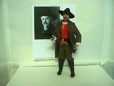 "Buffalo Bill Cody scout Indian fighter plainsman custom 12"" figure  old West"