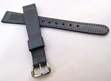 "NEET,NOS,40's US MADE ""German Gray"",13mm LADIES WATCH BAND,B13-26,L@@K"