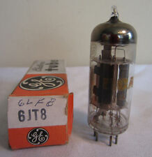 GE General Electric 6JT8 Electronic Tube In Box