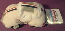 Retired 1998 The Disney Store HERBIE The Love Bug Volkswagen Bean Bag Plush