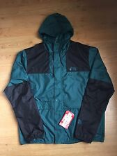 Bnwt homme the north face 1985 mountain veste taille xl. turquoise.