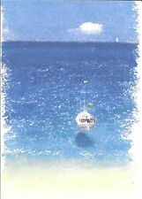 Thank You Boat In Ocean Sea of Thanks Open Waters Trader Joe's Greeting Card