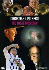 Christian Lindberg: The Total Musician, New DVDs