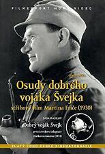 Osudy dobreho vojaka Svejka 1930 silent Good Soldier Svejk + bonus film DVD