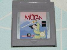 DISNEY 'S Mulan (Nintendo Game Boy)