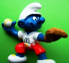 Schtroumpf lanceur mac donald Smurf mac do puffi  pitufo puffo mac do macdo TR