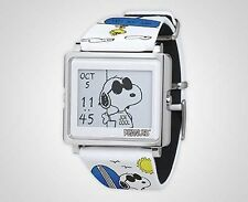 [PRE] Peanuts Snoopy Digital Watch EPSON Smart Canvas JOE COOL EPDJapan NEW