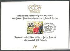 BELGIE HK 2828 40 jaar Koninklijk Huwelijk - 50 stuks