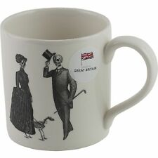 Royal Stafford Mr Mrs Skeleton Couple Dog Halloween Coffee Tea Mug